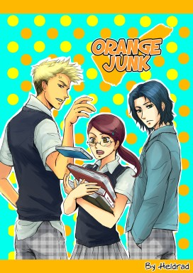 Orange Junkcover