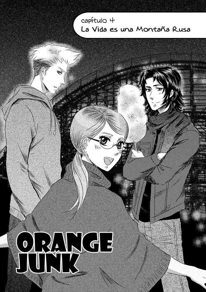 Orange Junk ch.4 p.0
